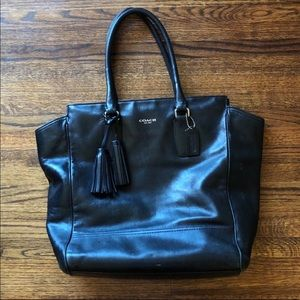 Coach Tanner Large Leather Bag